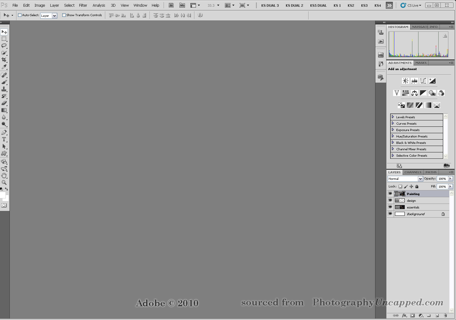 Adobe photoshop cs5 extended with good crack free download full version
