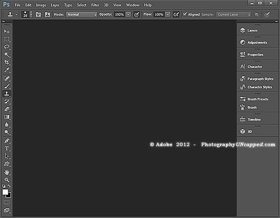 What's New in Photoshop CS6 - PhotographyUncapped.com