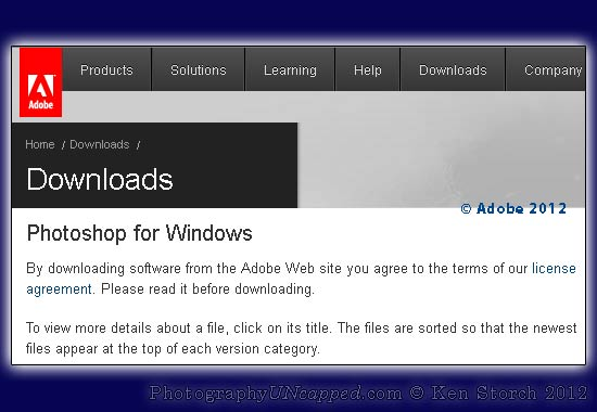 photoshop for mac free download full version cs6